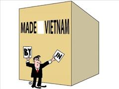 """Made in"" hay ""made by"" Vietnam?"