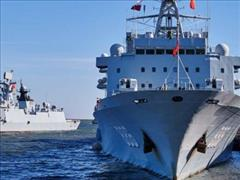China intrudes into Vietnam's economic zone, places Coast Guards near ONGC block